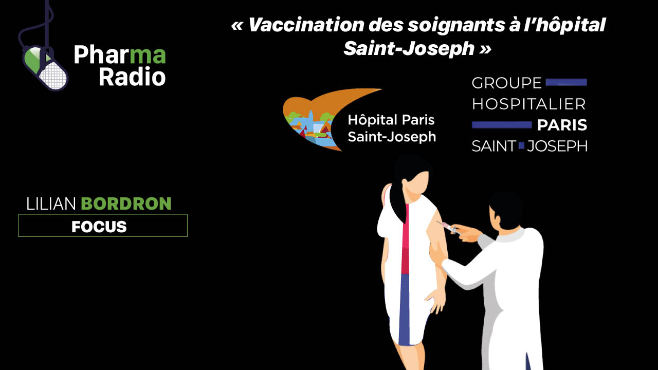 Focus - Vaccination des soignants a l hopital Saint-Joseph