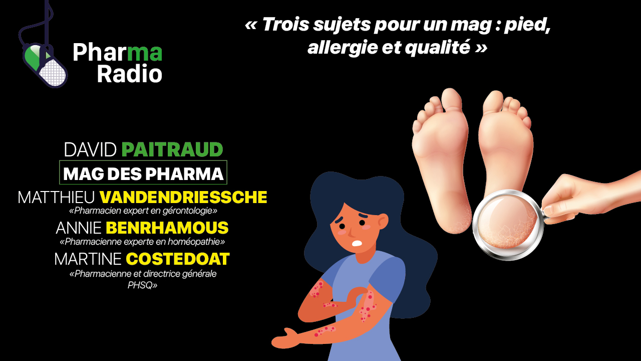 Le Mag des Pharmaciens de David Paitraud